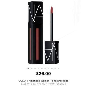 NARS Powermatte Lip Pigment Mini - American Woman